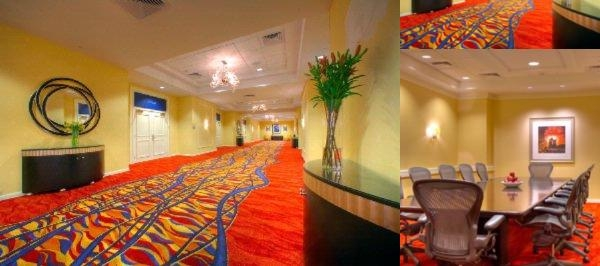 Pittsburgh Airport Marriott photo collage