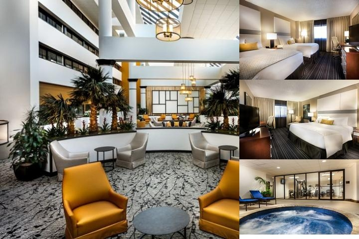 Wyndham Houston West Energy Corridor photo collage
