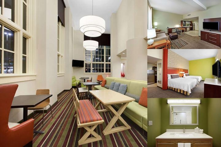 Home2 Suites by Hilton San Antonio Riverwalk photo collage