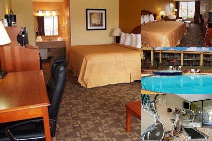 Quality Inn Troy photo collage