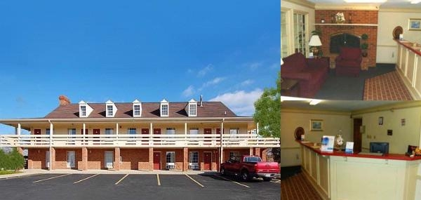 Days Inn Dayton South photo collage