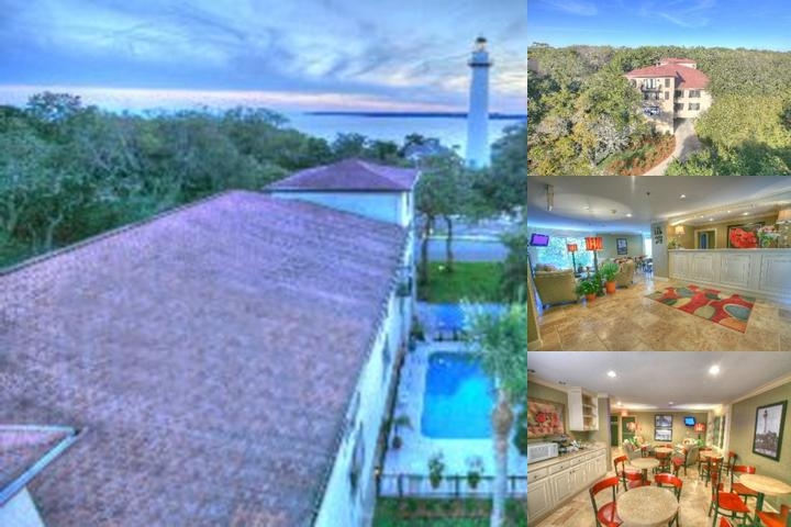 Saint Simons Inn by The Lighthoused photo collage