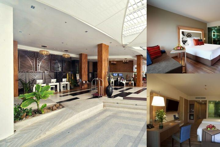Novotel Phuket Kamala Beach photo collage