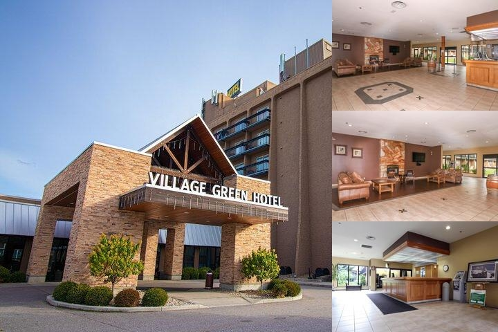 Village Green Hotel photo collage