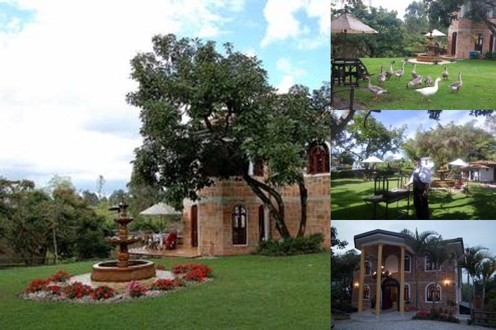 Hotel Campestre Sietecueros photo collage