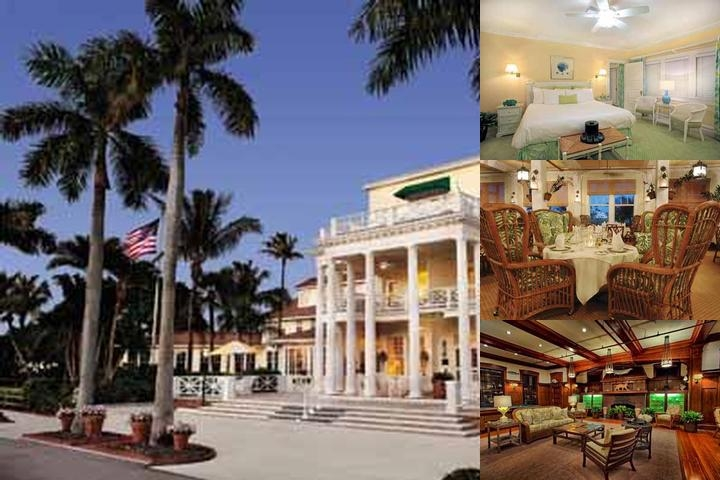 The Gasparilla Inn & Club photo collage