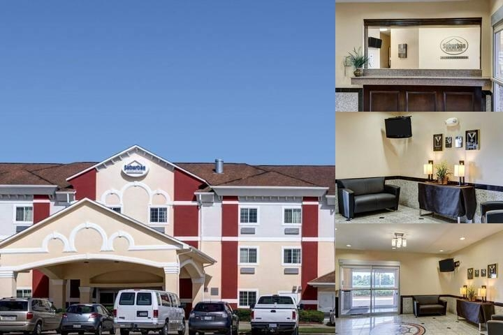 Suburban Extended Stay Laplace photo collage