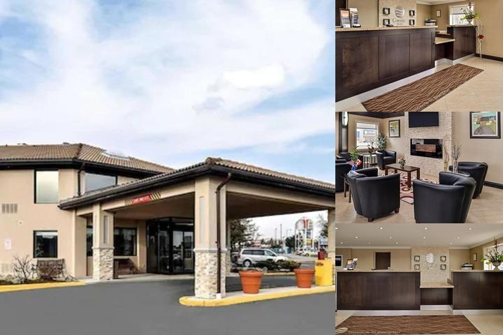 Comfort Inn Brampton photo collage