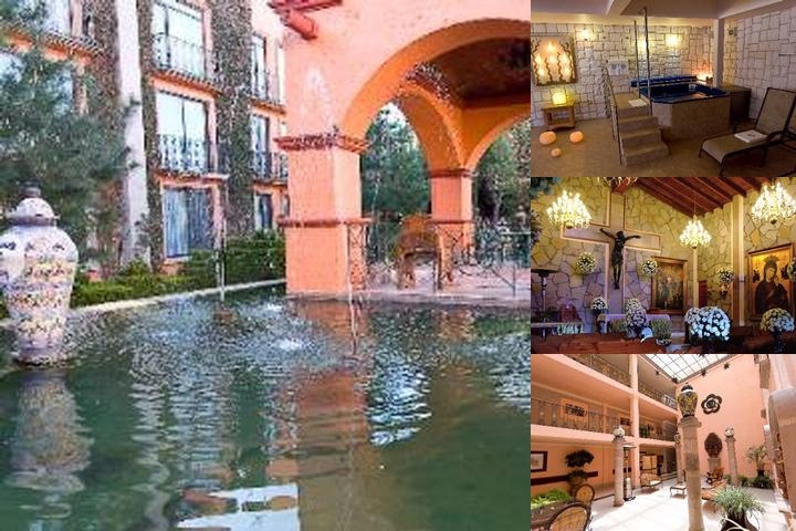 Quinta Del Rey Hotel Sa De Cv photo collage