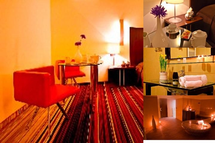 Valgrande Hotel photo collage