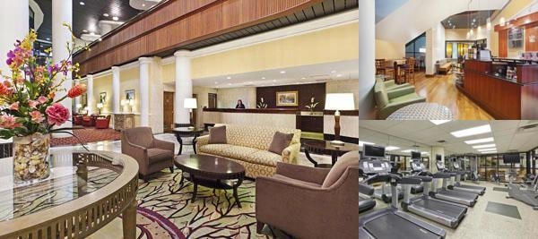 Chattanooga Marriott Downtown photo collage