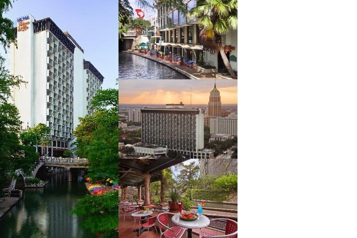 Hilton Palacio Del Rio photo collage