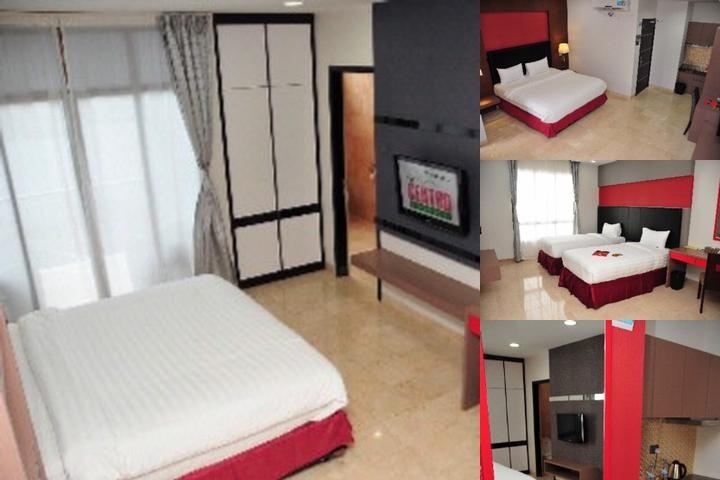 The Centro Hotel & Residence photo collage