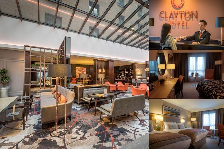 Clayton Hotel Leopardstown photo collage