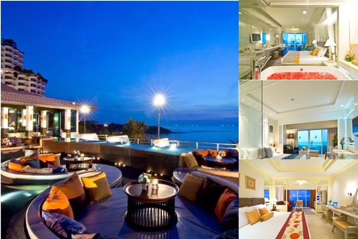 Royal Cliff Beach Terrace Hotel photo collage