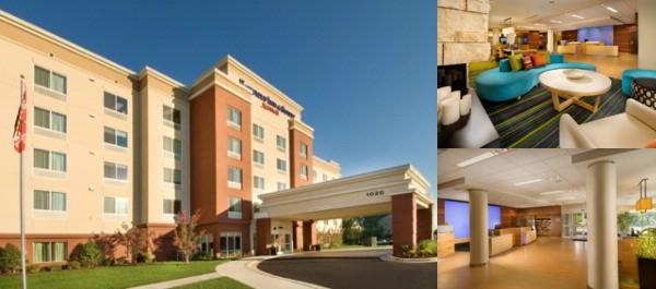 Fairfield Inn & Suites Baltimore BWI Airport photo collage