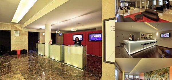 Mercure Porto Centro Hotel photo collage