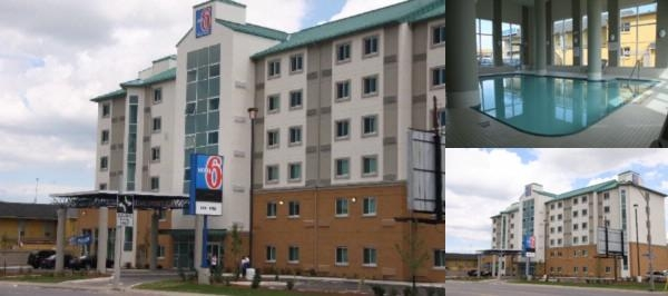 Motel 6 Niagara Falls photo collage