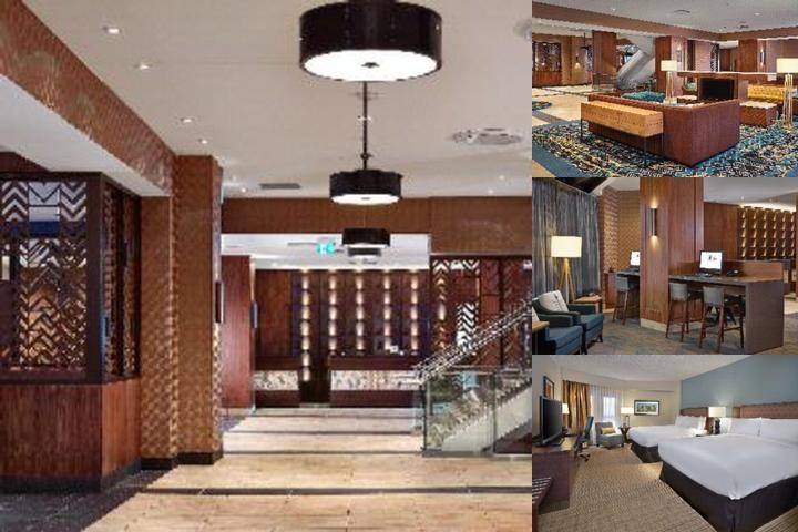 Doubletree by Hilton Hotel & Conference Centre Reg photo collage