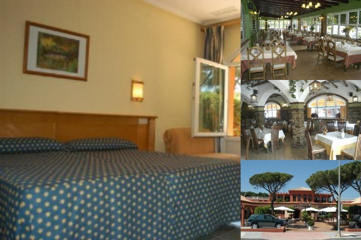 Hostal El Jardin photo collage