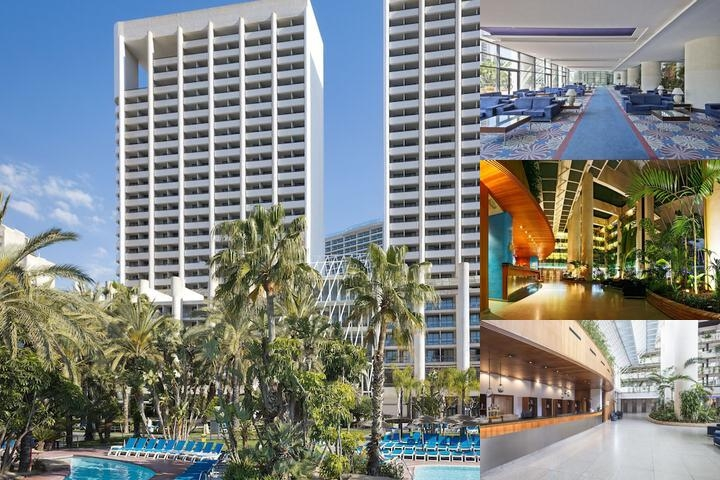 Meliá Benidorm photo collage