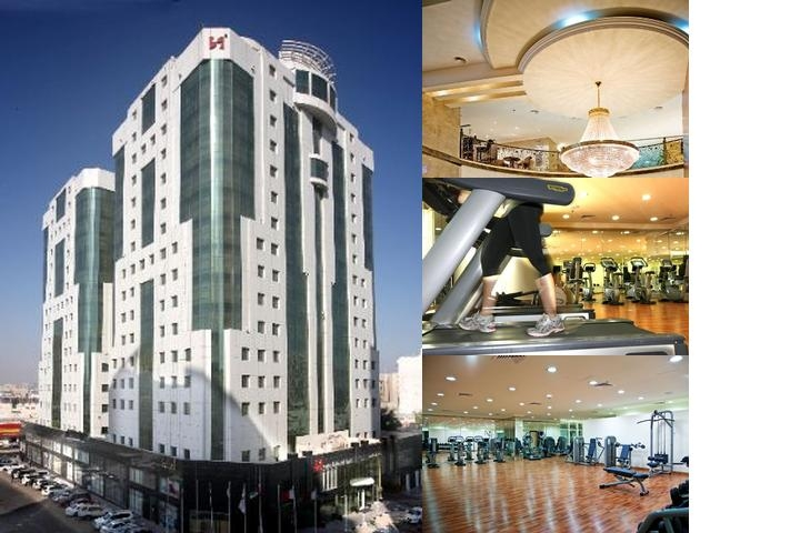 Swiss Belhotel Doha photo collage