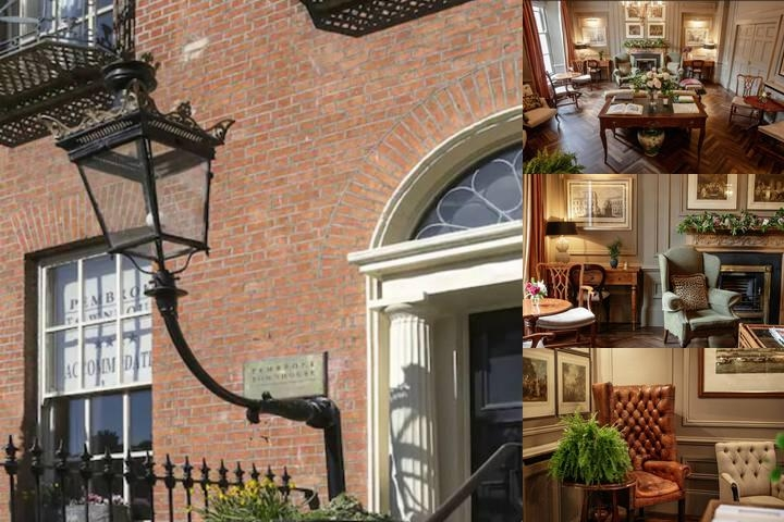 Pembroke Townhouse photo collage