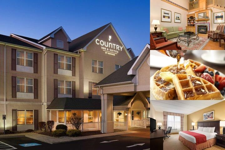 Country Inn & Suites by Radisson photo collage