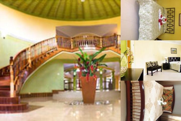Milbrooks Resort photo collage
