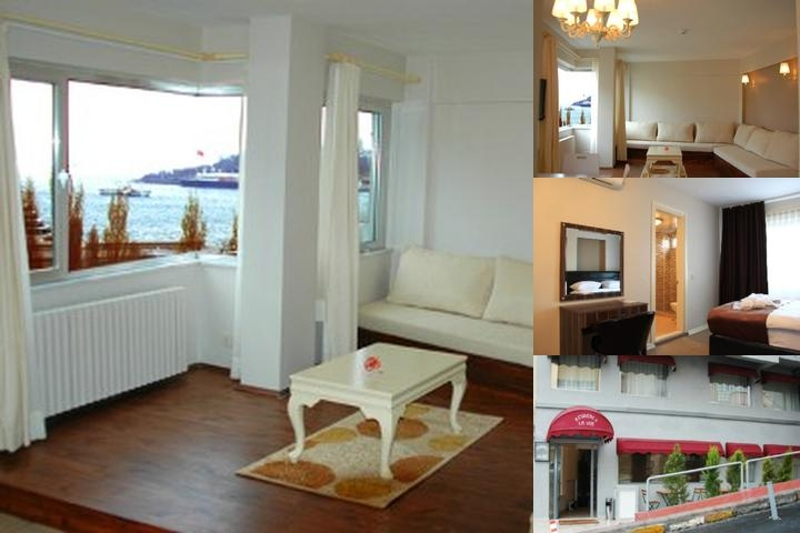 Residence La Vue Istanbul photo collage