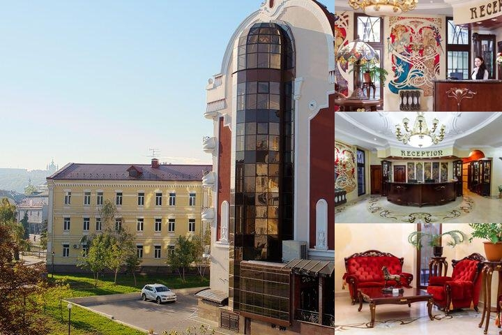 Staro Hotel photo collage