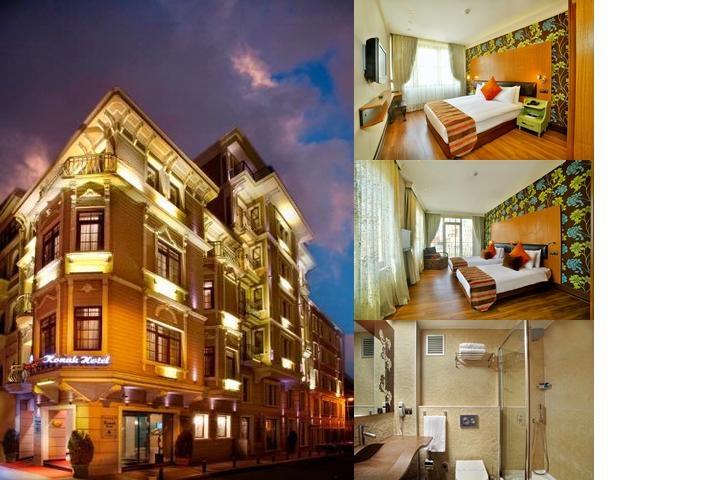 Konak hotel istanbul istanbul cumhuriyet cad no 75 34437 for Istanbul hoteller