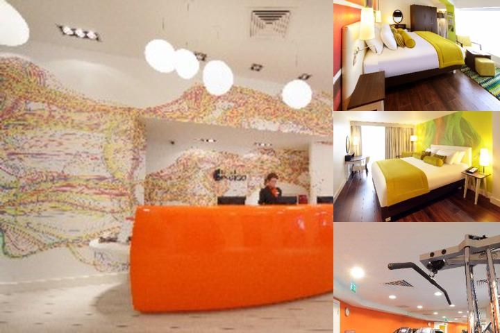 Hotel Indigo Liverpool photo collage