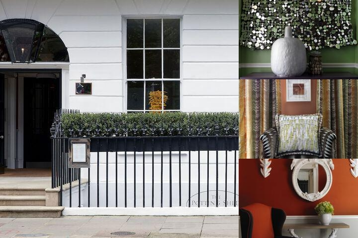 Dorset Square Hotel photo collage