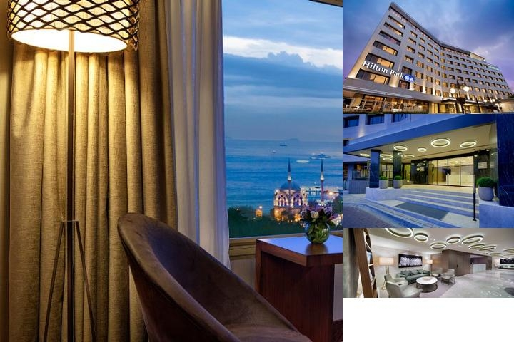 Hilton Parksa Istanbul photo collage