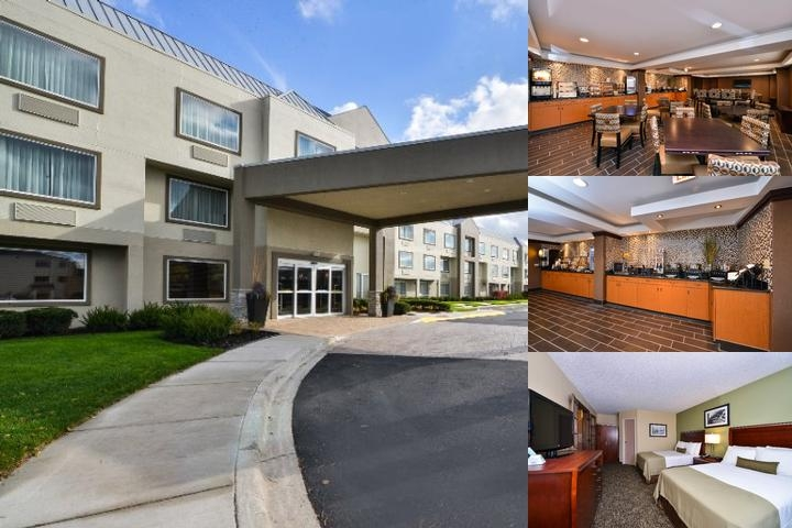Best Western Plus Glenview Chicagoland Inn & Suite photo collage