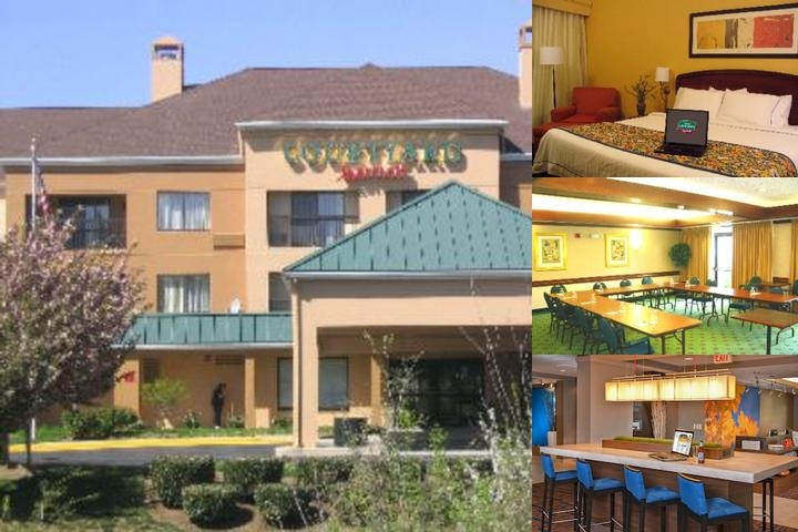 Frederick Courtyard by Marriott photo collage