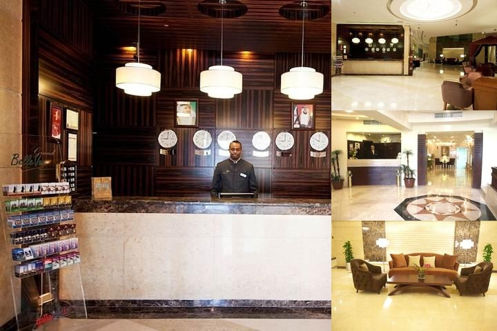 Grand Belle Vue Hotel Apartment photo collage
