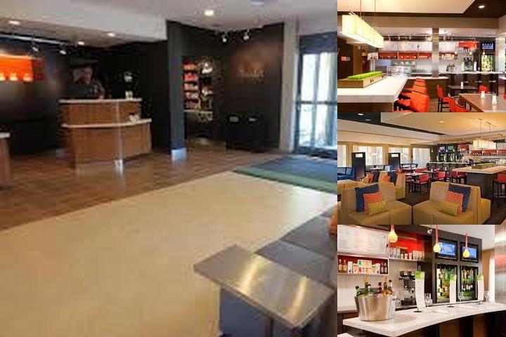 Courtyard by Marriott Glassboro Rowan University photo collage