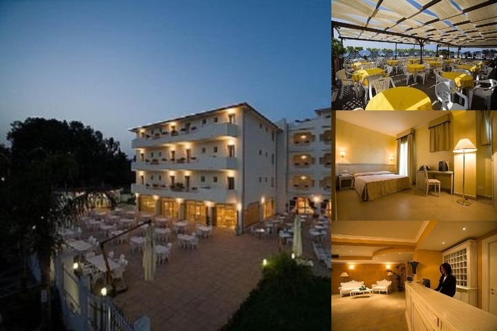 Stella Marina Hotel photo collage