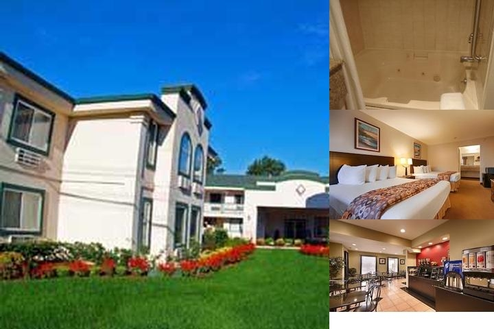 Best Western Garden State Inn Absecon Nj 701 White Horse Pike 08201