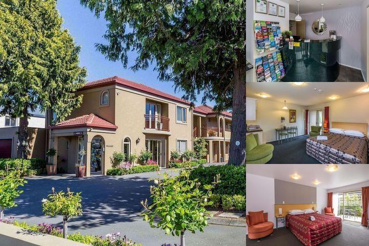 ROMA ON RICCARTON MOTEL - Christchurch 38 Riccarton Rd. 8001