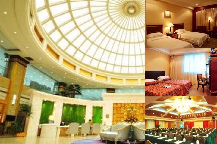 Beijing Zhongyu Shiji Hotel photo collage