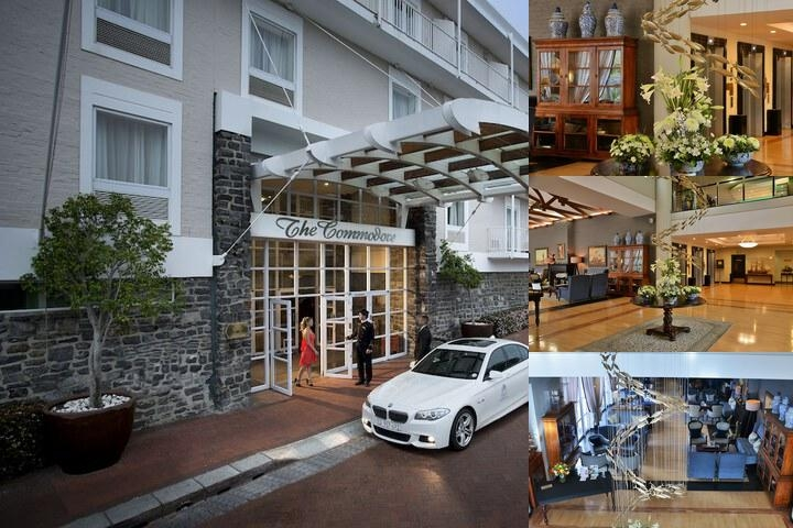 The Commodore Hotel photo collage