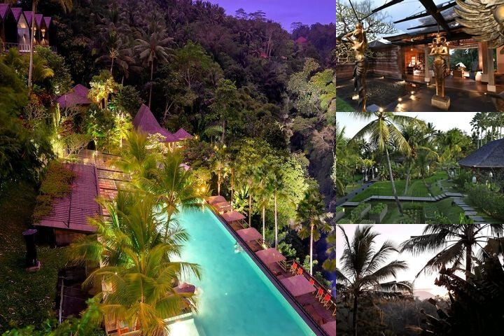 Chapung Sebali Resort & Spa photo collage