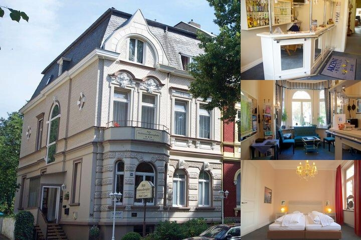 Akzent Hotel Am Hohenzollernplatz photo collage