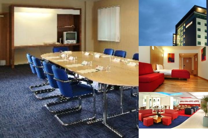 Ramada Encore Milton Keynes photo collage