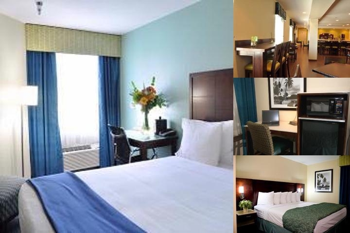 Holiday Inn Express San Diego Sea World Beach Area photo collage