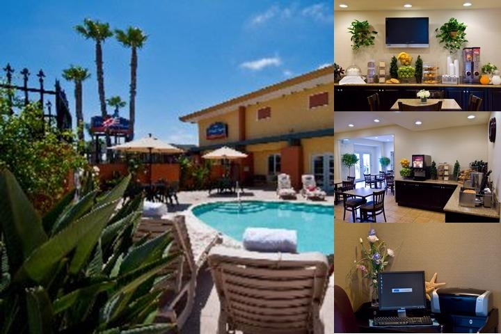 Howard Johnson San Diego Seaworld Area photo collage