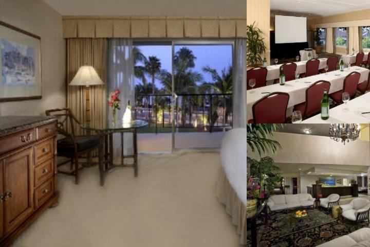 Santa Barbara Inn photo collage